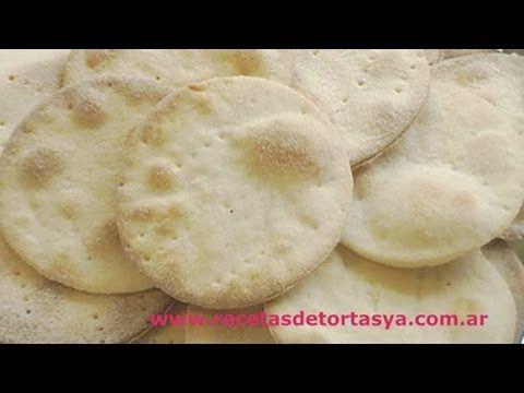 Galletas Marineras para Celíacos - Espero que les guste esta receta especial para celíacos :-D
