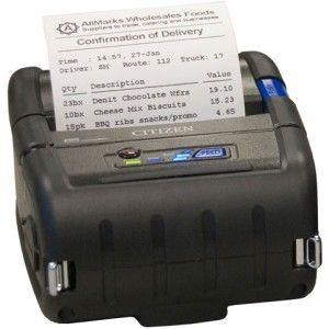 CMP-30 Mobile Printer Label Version USB, RS232, Bluetooth http://www.shopprice.com.au/latest+mobile+label+printers