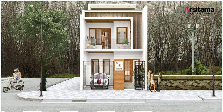 Kontraktor Bandung Home Fashion Desain Exterior Rumah Desain Interior