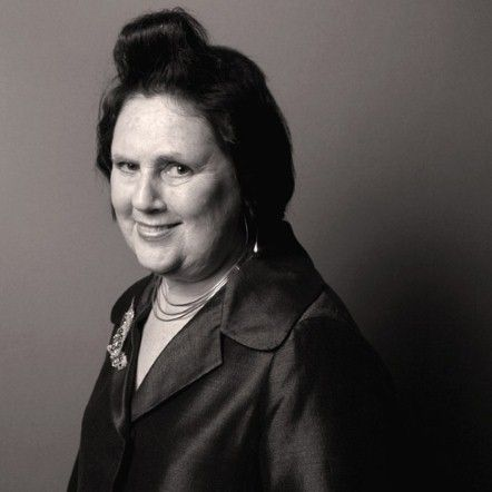Suzy Menkes...the International Herald Tribune's fashion critic.  pretty much, what she says...goes