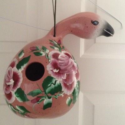 17 beste idee n over kalebassen vogelhuisje op pinterest geschilderde kalebassen kalebassen - Geschilderde bundel ...
