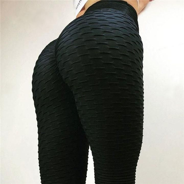 Women/'s Lady Camo Push Up Pants High Waist Fitness Leggings Yoga Scrunch Trouser