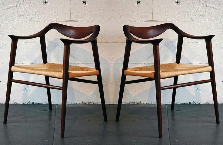 Rastad Amp Relling Teak Bambi Armchair Chair Amp Sofa