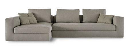Sofa: Marea by Arketipo, design: Gordon Guillaumier