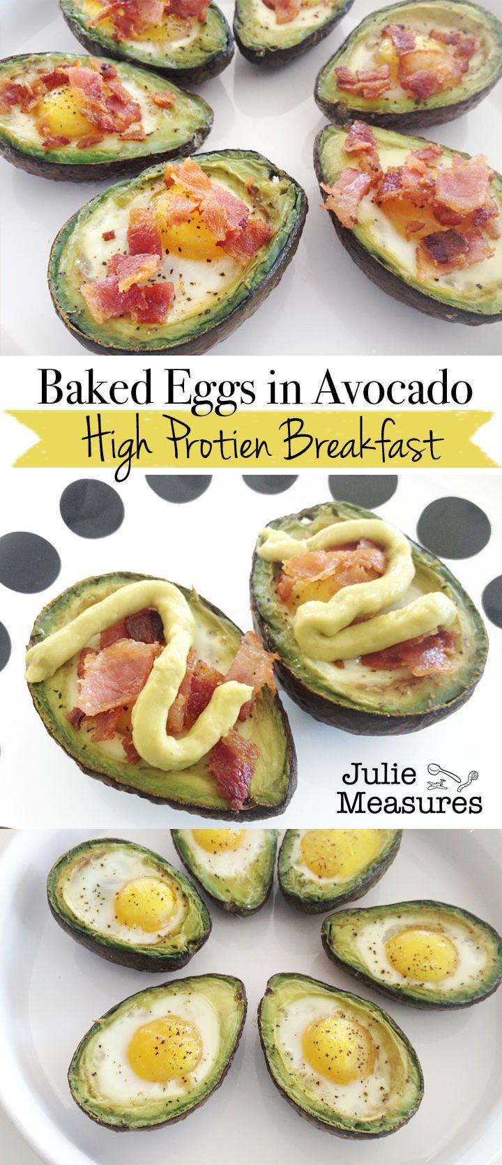 protein i avokado