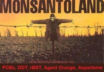 MONSANTO & CO, PICCOLE STORIE DI AVVELENAMENTI OGM? DISERBANTI CANCEROGENI?