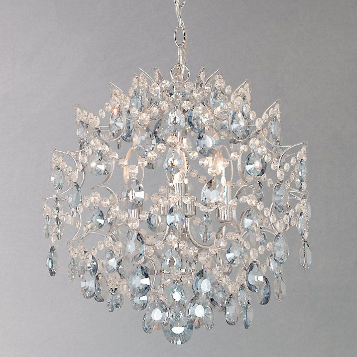 Buy John Lewis Baroque Crystal Chandelier Online at johnlewis.com