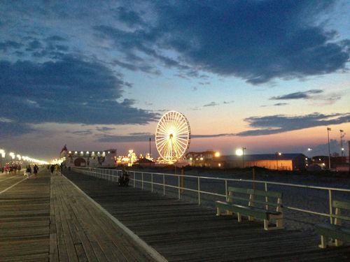 The best places to eat along the Boardwalk in Ocean City, NJ | See Ocean City in the AAA Delaware & New Jersey TourBook® Guide | www.aaa.com/travel