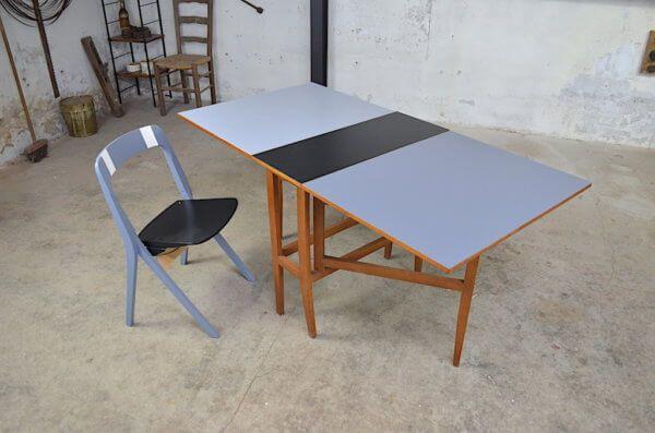 Kit bureau noir metal bureau design verre secretaire blanchi et