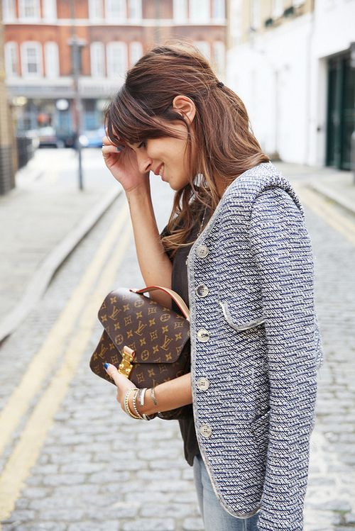 # Soule Styling A casual look with a smart edge LV the whole sales price for you! www.lvbags-omg.com