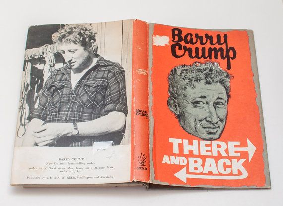 Barry Crump There and Back 1963 first by CollectableMrJones