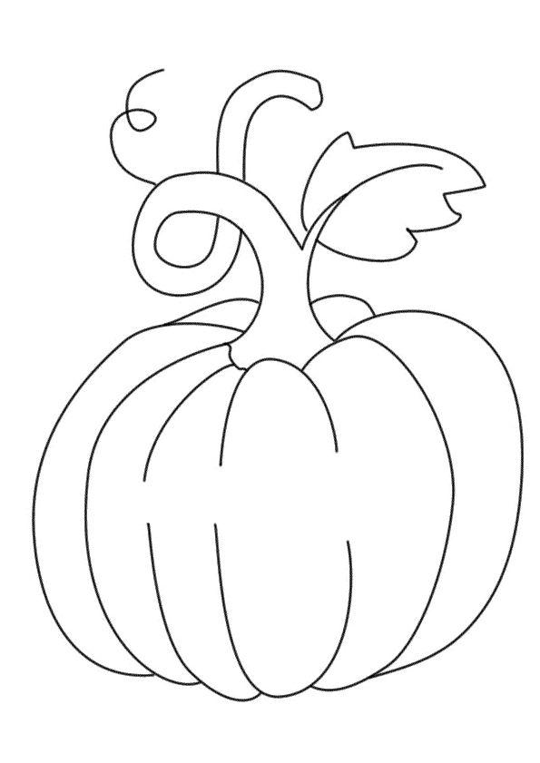 Coloriage halloween citrouille 1 sur - Hugolescargot com coloriage ...