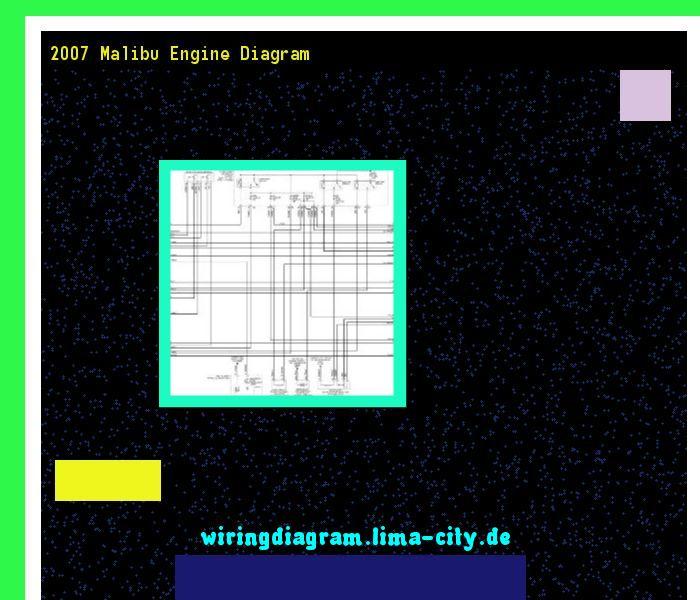 2007 Malibu Engine Diagram  Wiring Diagram 18444