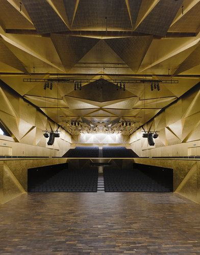 Barozzi / Veiga — Philharmonic Hall Szczecin