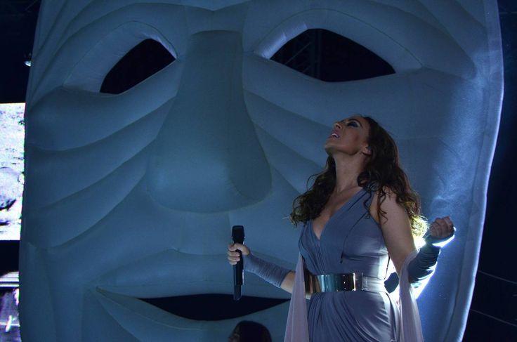 #Concierto de Mónica Naranjo en el MAC de Fycma el 27 de septiembre de 2014 | #Malaga #Musica Espectáculos Mundo | Fuente: Diario Sur