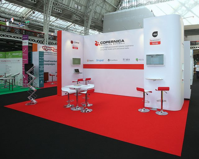 Exhibition Stand Design Programs : Best modular exhibition stands general images on
