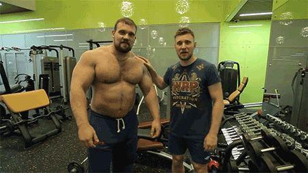 kirill sarychev height