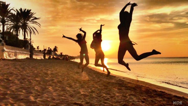 #фотонапляже #идеидляфото #закат #пляж