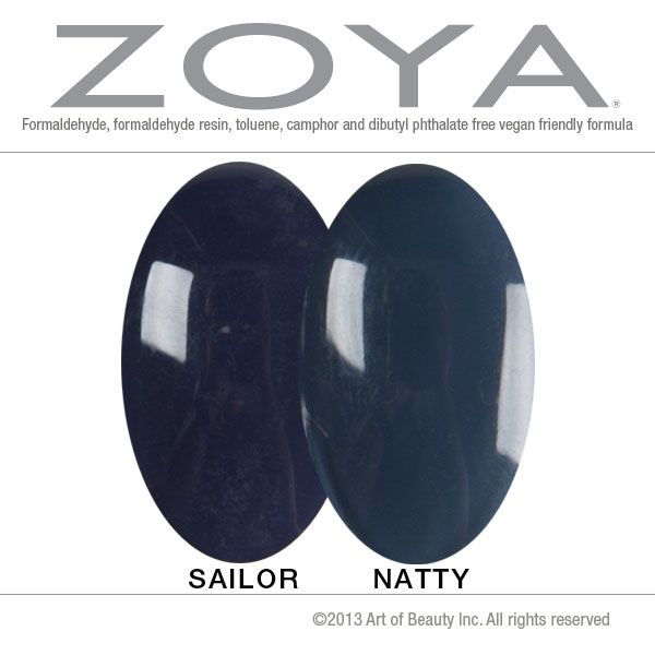 Zoya Natty Vs Sailor 1000+ images about Col...