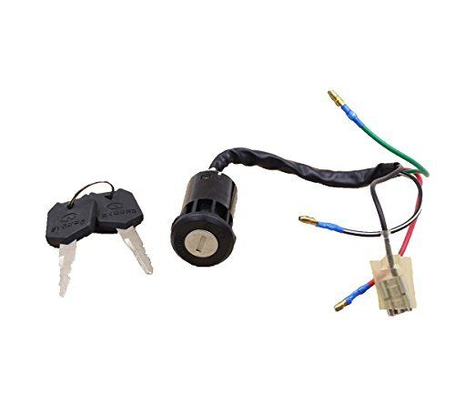 GooDeal Ignition Key Switch for Honda TRX125 Fourtrax 125 ATC200M ATC125M ATC 200