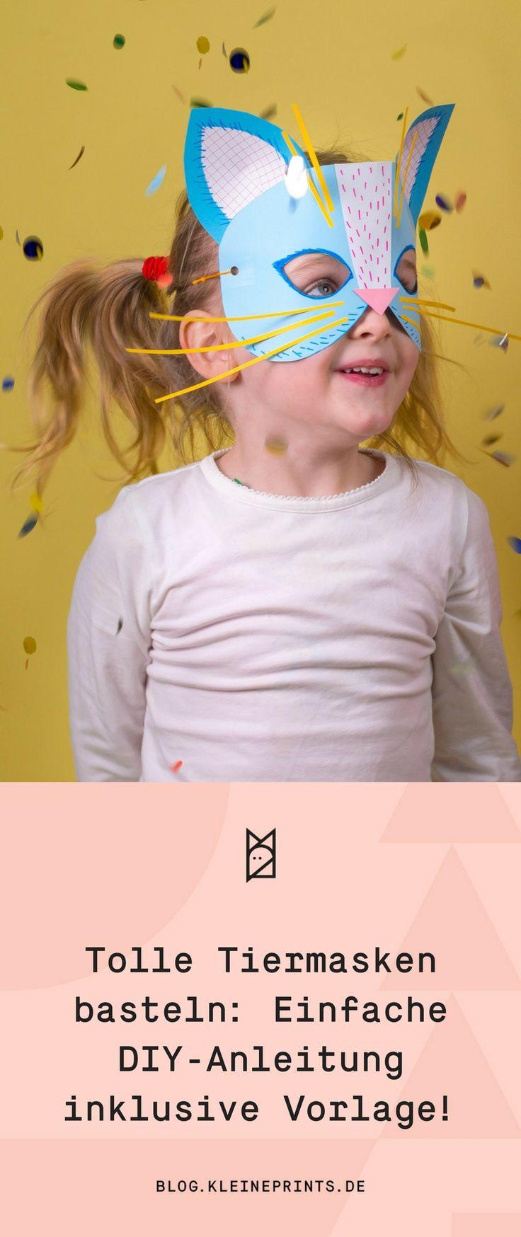 The 25+ best Karneval basteln einfach ideas on Pinterest ...