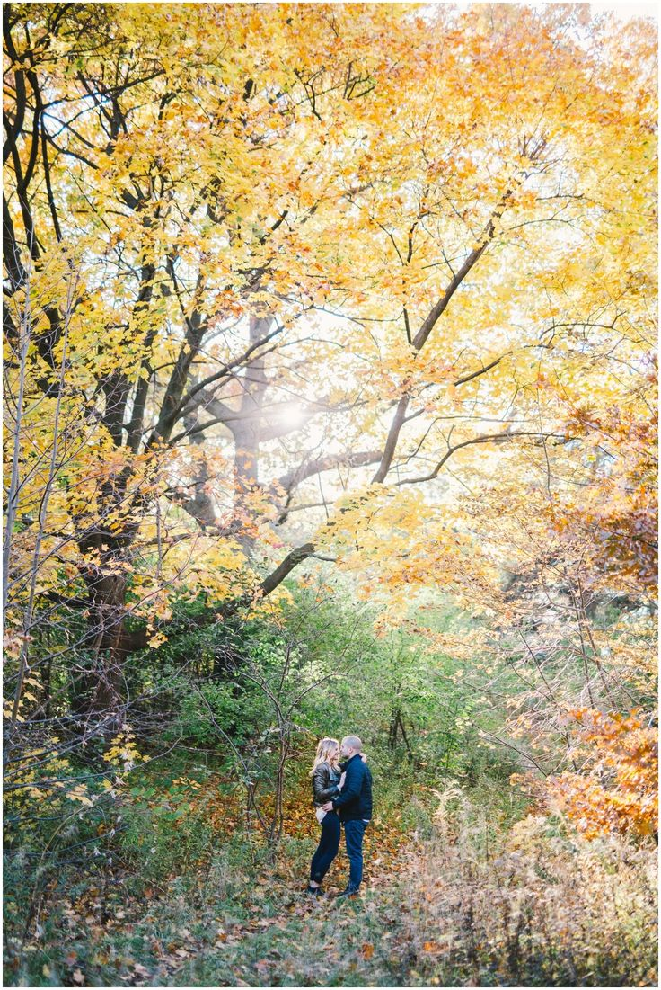 high park engagement session, fall engagement session, fall engagement locations toronto, high park in the fall
