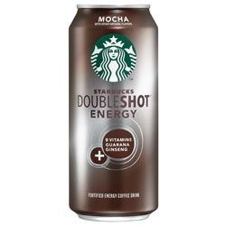 Starbucks DoubleShot Energy + Coffee Mocha, I might be forming a dependency