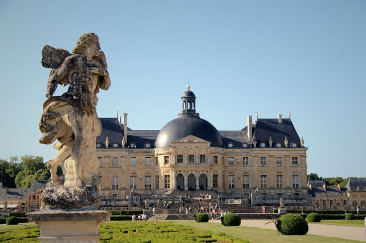 Chateau de Vaux-le-Vicomte - Melun, France
