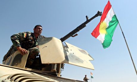 Kurdish forces take parts of Mosul dam from Isis fighters