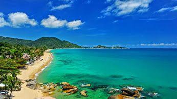 Get to know the second popular beach in Koh Samui - Lamai Beach.http://www.thesamuivillas.com/2015/09/the-enchanting-lamai-beach/  #kohsamui   #samui   #Thailand   #beach