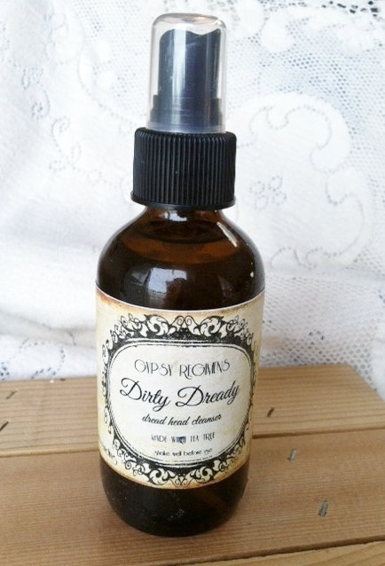 """Think """"dry"""" shampoo for dreads and braids!"""