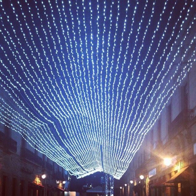 Navidad en Morelia  Cerrada de San Agustín