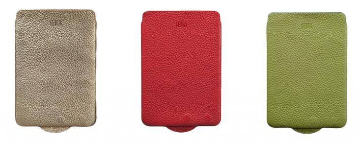 La custodia per Mini iPad è disponibile in diversi colori: bianco, peltro, marrone, nero, rosso, verde. Questa custodia è perfetta per te se ti piace lo stile sofisticato.