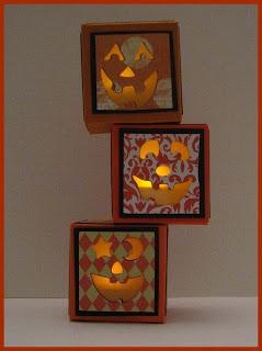 cricut halloween lanterns