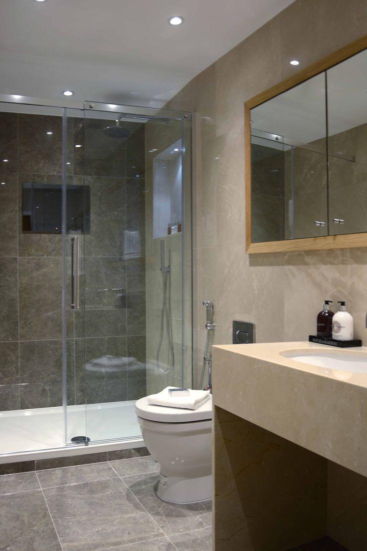 Master En-suite Interior | JHR Interiors