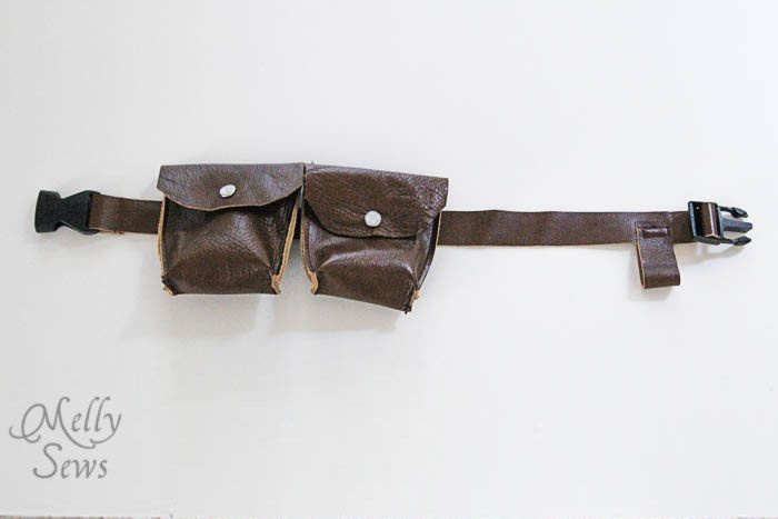 Make this - Luke Skywalker Belt Tutorial - Melly Sews