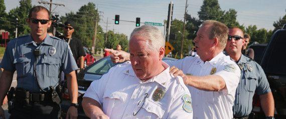 DOJ Report on Ferguson Police