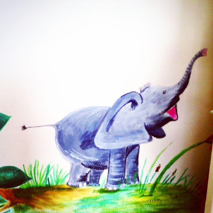 detail olifantenkamer