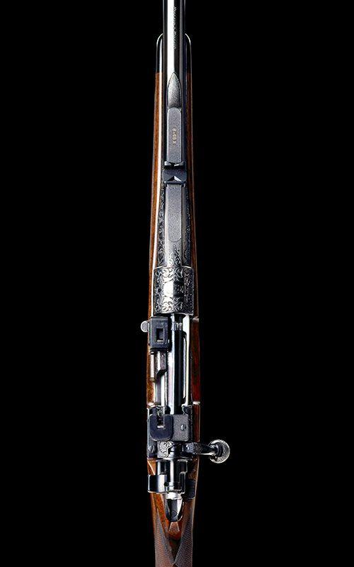 'Bolt Action' Magazine Rifle | Holland & Holland