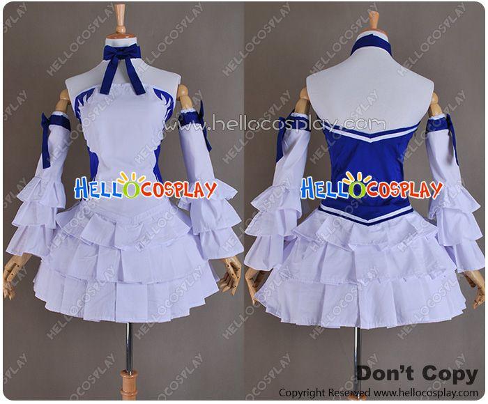 Lucy Heartfilia Outfits | Fairy Tail Cosplay Lucy Heartfilia Tenrou Island Stellar Costume Robe