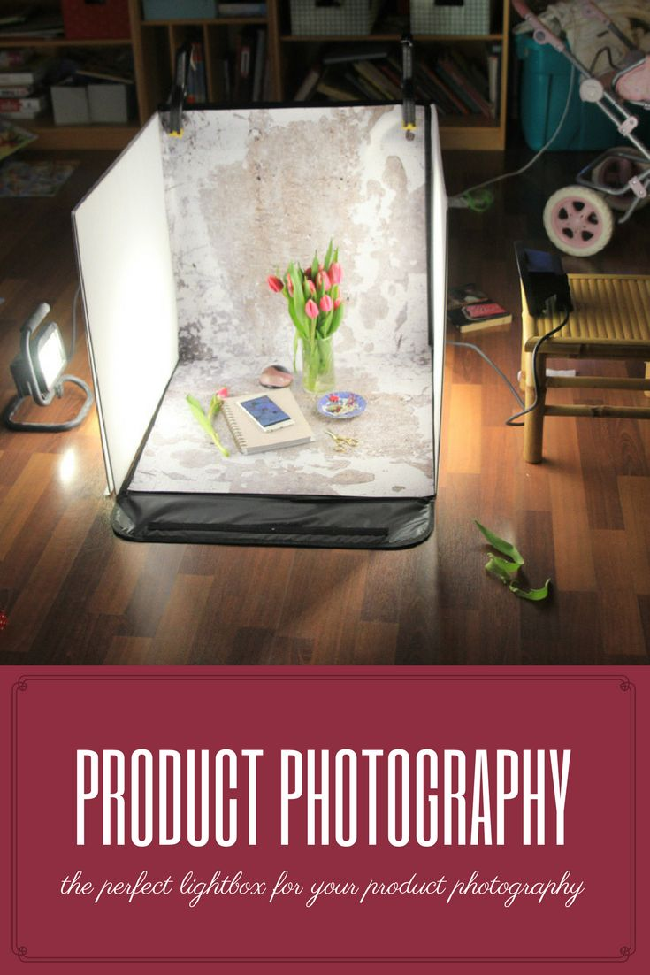 Light Box For Product Photography