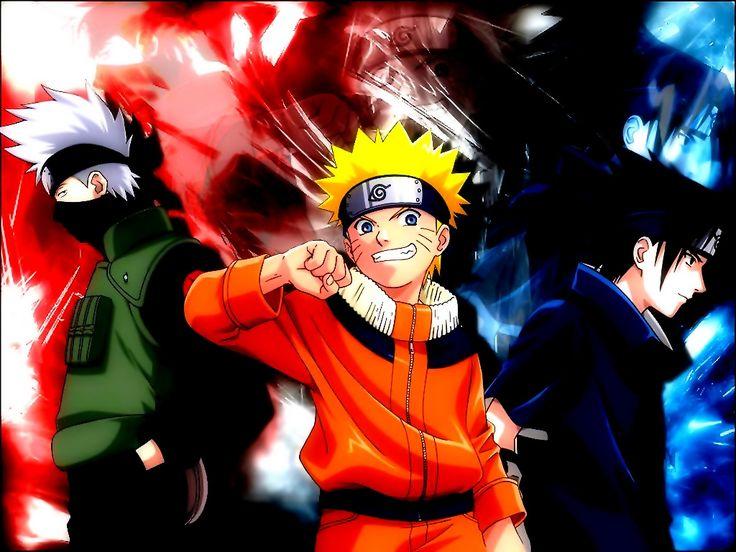 anime naruto | Anime Naruto volta a toda no Brasil !!!