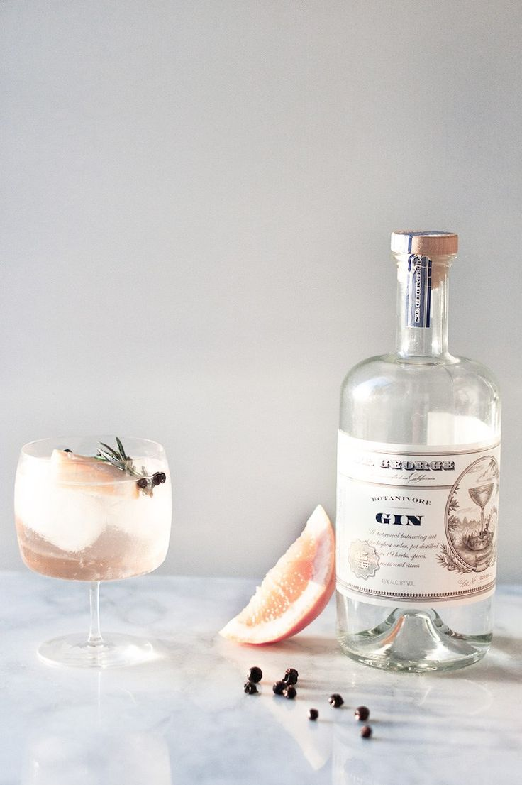 THE GROWN UP GIN AND TONIC: 10 Twists On The Classic Cocktail Recipe | Straw…