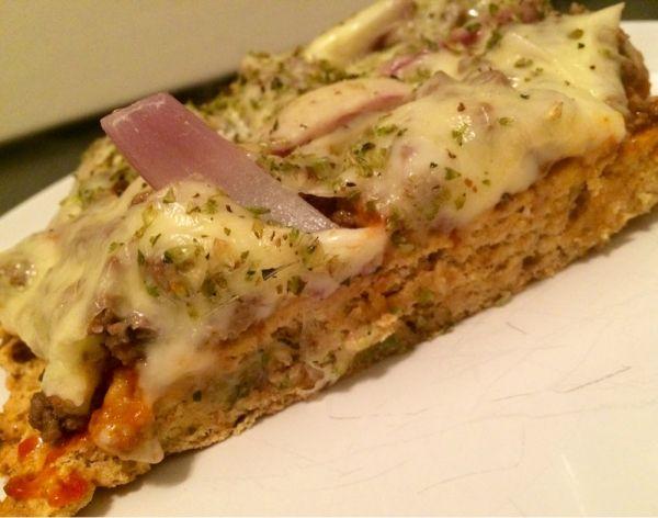Hei fredag!! Lyst på fredagspizza, men så har du ikke klassisk pizzamel som hvetemel eller gjær ...