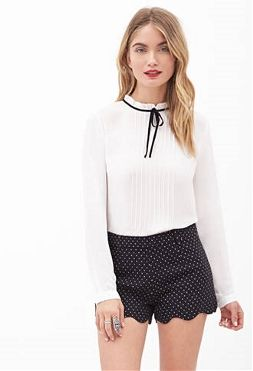 Scalloped Shorts - Shop for Scalloped Shorts on Resultly