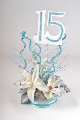 DIY Do it Yoursself Quinceanera, Sweet Fifteen and Sweet Sixteen Decorations and Party Favors