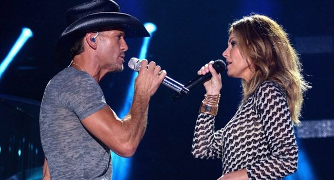 U2, Tim McGraw, Faith Hill among Billboard Touring Conference & Awards honorees