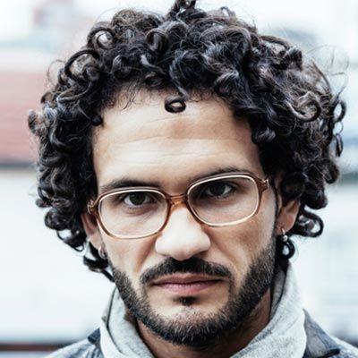 medium length type 3 curly hair with undercut - Google ...