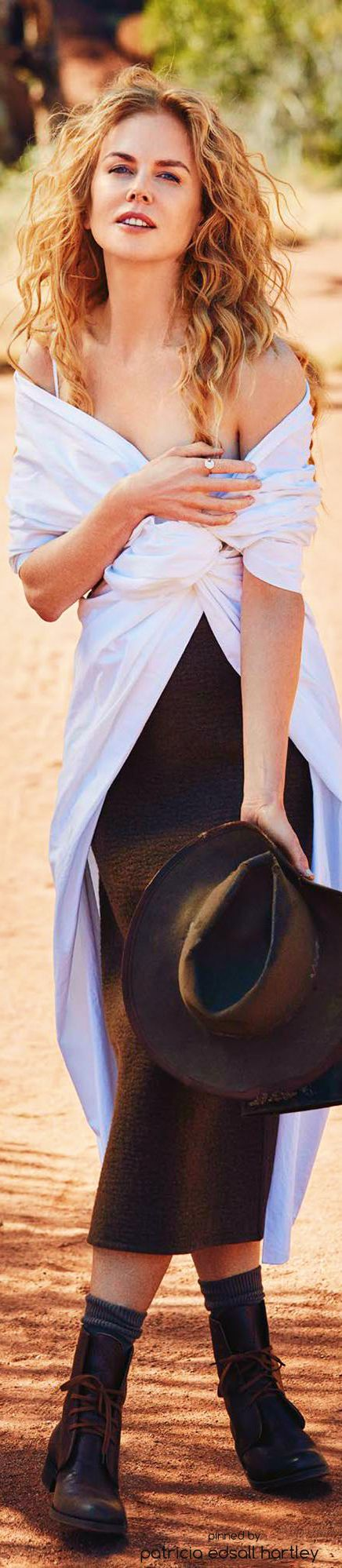 Nicole Kidman - Vogue Australia - Septemeber 2015