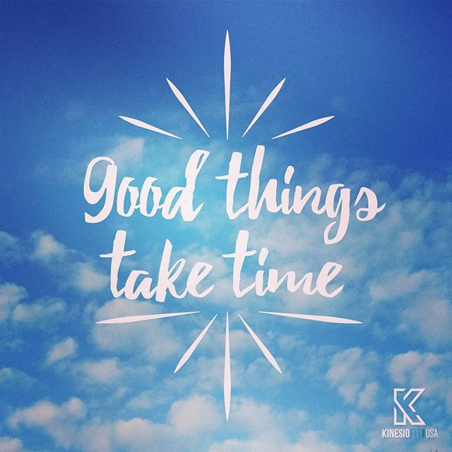 Whenever you're feeling down, always remember.. #positivevibes #healthyliving #kinesiofitusa #time #hope #youcandoit #keepgoing #future